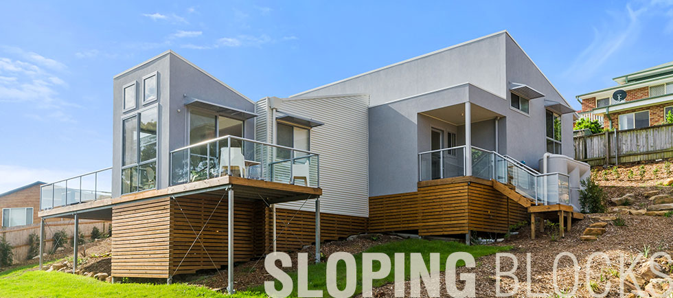 Sloping Block House Designs Queensland